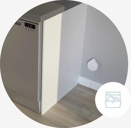 detector-under-dishwasher